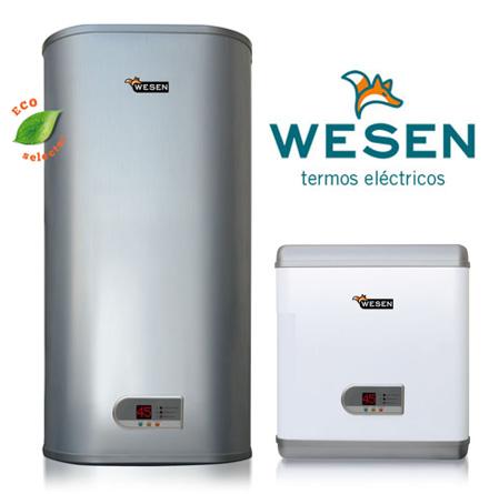 Termos el ctricos wesen suministros humfer for Termos electricos hipercor